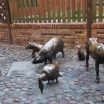 pomnik zwierzat rzeznych