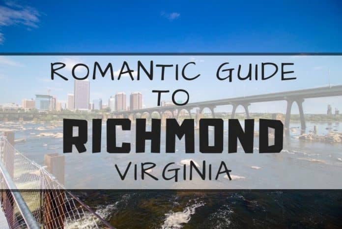 romantic things to do in richmond for couples