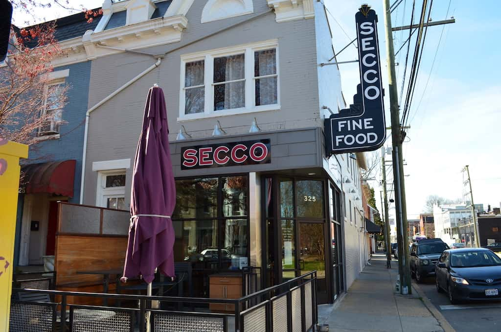 Secco Wine Bar Richmond