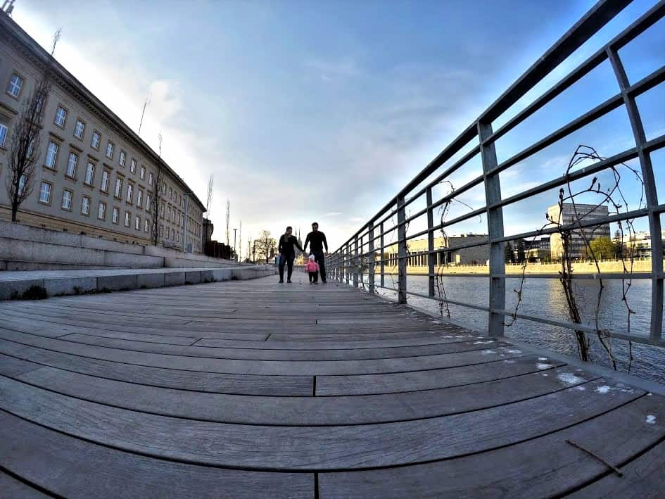 wroclaw Boulevards