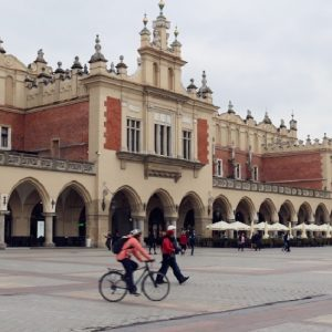 Krakow Bike Tour is a perfect combination of exercises and sightseeing.