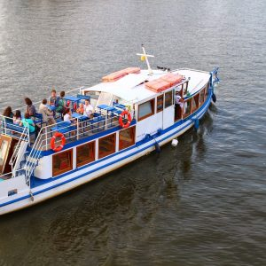 Krakow boat tour will be a highlight of your trip to Poland.