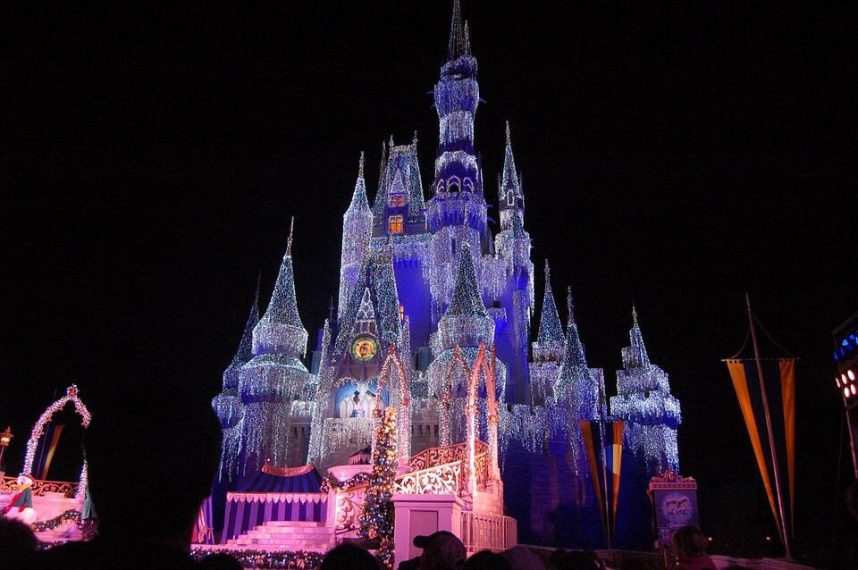 Visiting the Magic Kingdom