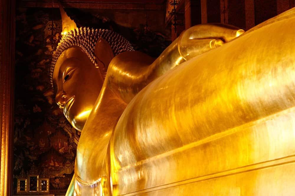 Golden Buddha Wat Pho