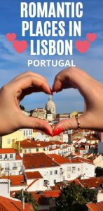 romantic places in lisbon portugal